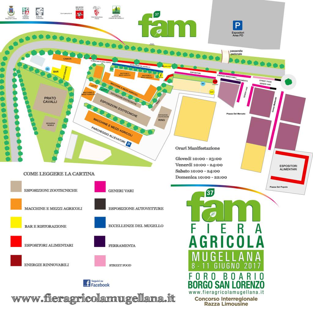 Piantina Agricola 2017