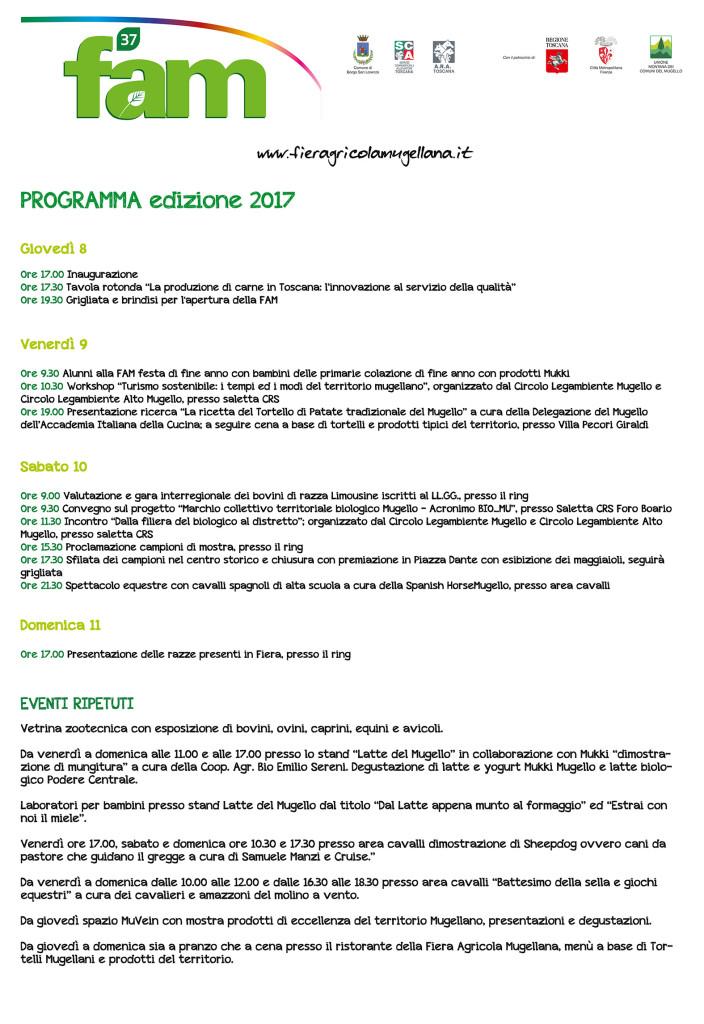 Giornaliero 2017